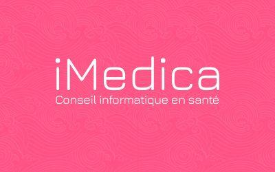 La charte graphique et le site web de iMedica font peau neuve