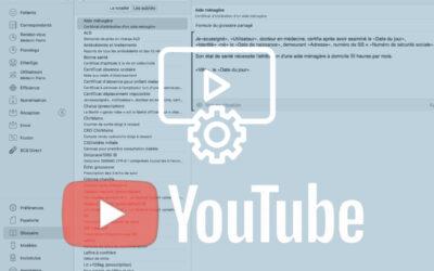 Vidéo Youtube #3 : présentation des formules de glossaire de MédiStory 4