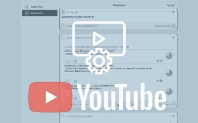 Vidéo Youtube #4 : présentation des modèles dans MédiStory 4